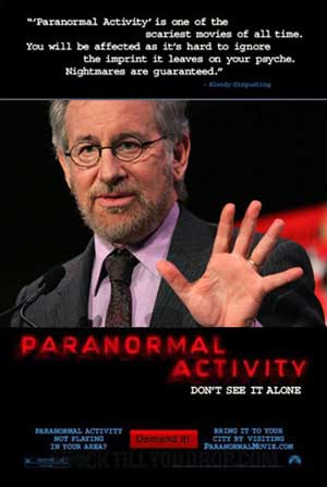 A campanha de Paranormal Activity