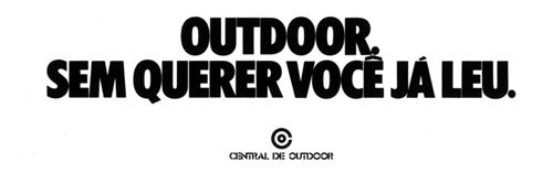 Sessão Nostalgia: Central de Outdoor