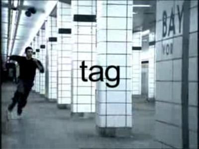 """Sessão Nostalgia: """"Tag"""", da Nike"""