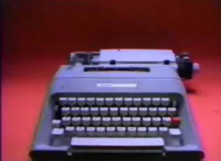 Sessão Nostalgia: Natal Olivetti