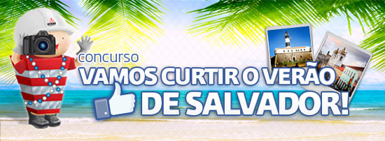 Vamos curtir o Verão de Salvador