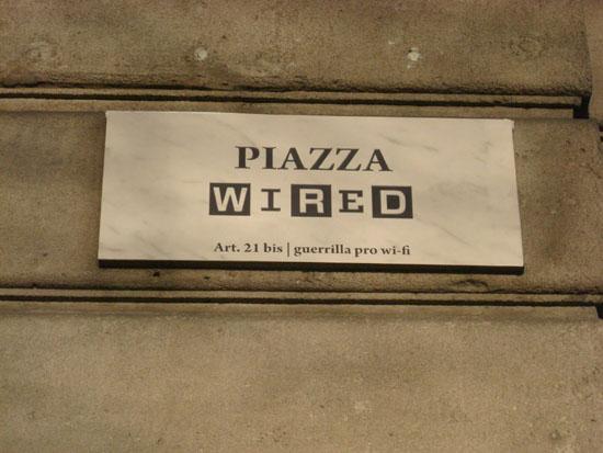 Praça Pró Wi-Fi