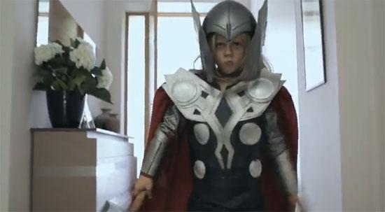 O mini Thor