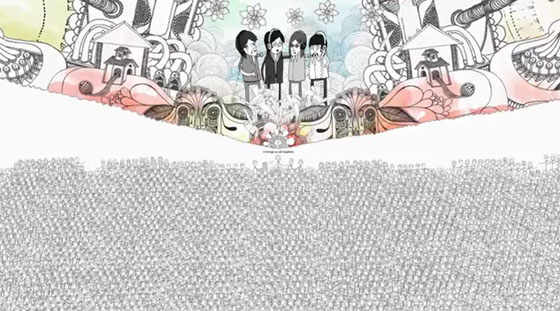 Beatles como trilha sonora da vida