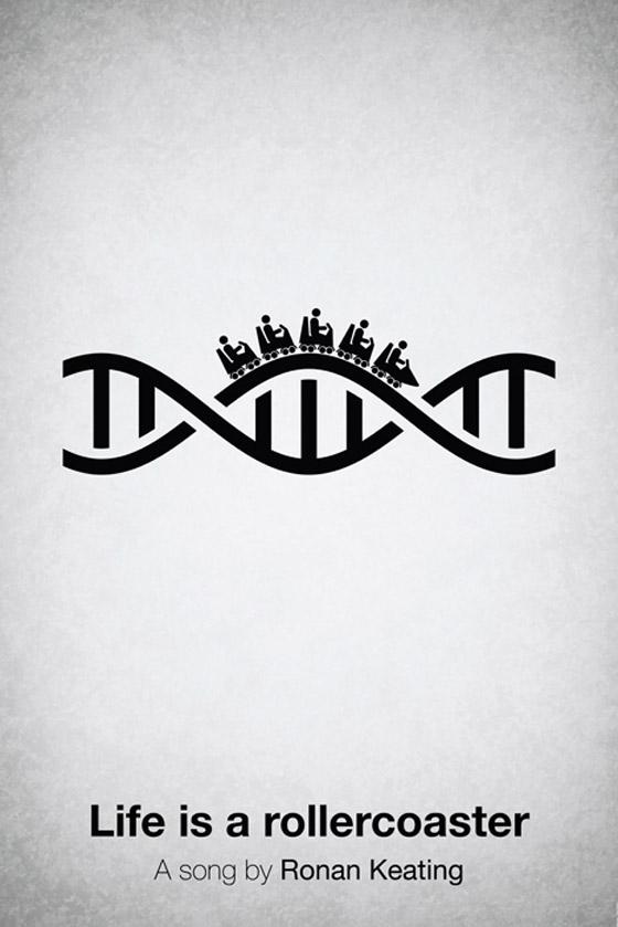 Cartaz de Ronan Keating - Life is a rollercoaster