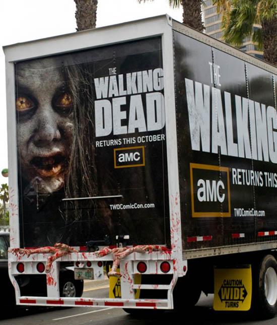 O melhor da Guerrilha de The Walking Dead