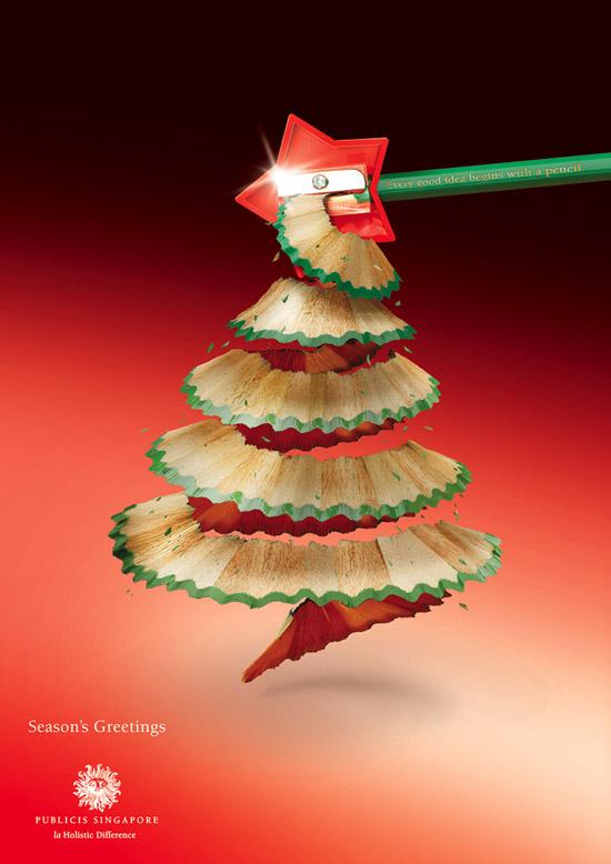 Top anúncios de Natal