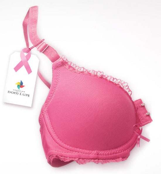 Sutiã contra o câncer de mama