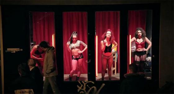 Ação contra o tráfico de mulheres