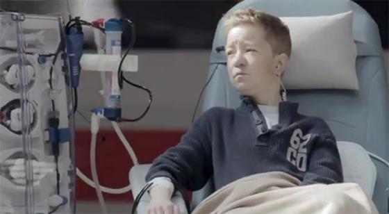 Guerrilha a favor da doação de órgãos