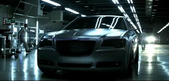 O carro importado de Gotham City