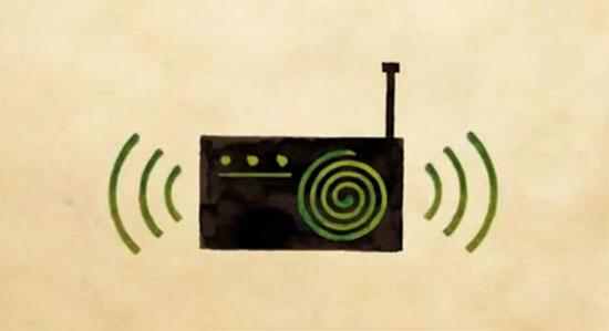 Rádio repelente de mosquitos