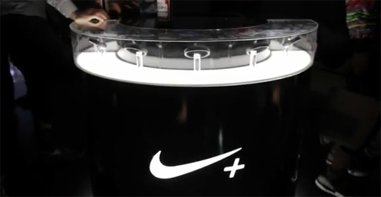 A casa de inovação da Nike