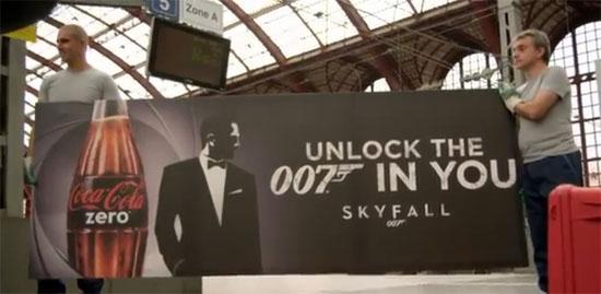 James Bond por 70 segundos