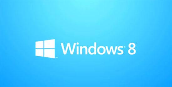 Ação de lançamento do Windows 8