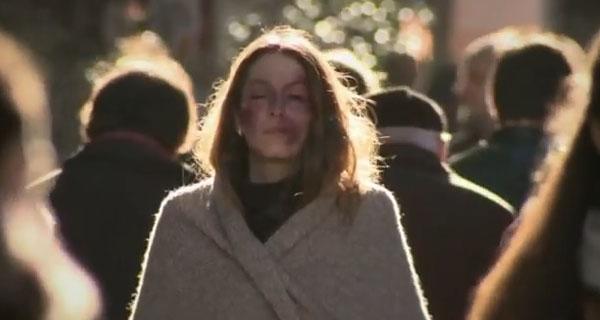 Guerrilha contra a violência feminina