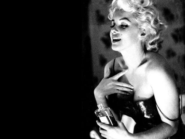 A relação Marilyn Monroe X Chanel