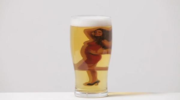 Ponto de vista da cerveja