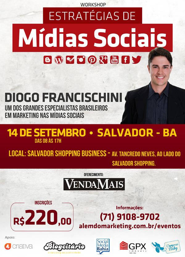 Estratégias de Mídias Sociais em Salvador
