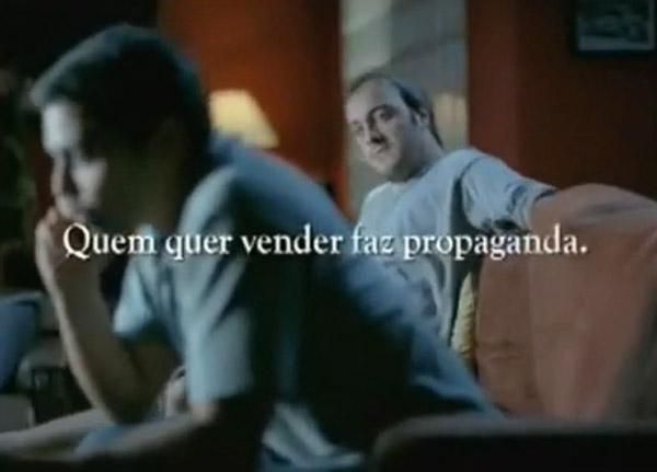Publicidade pra valorizar a propaganda