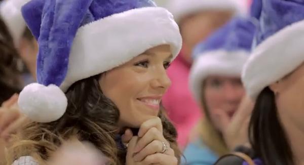 Milagre de Natal publicitário