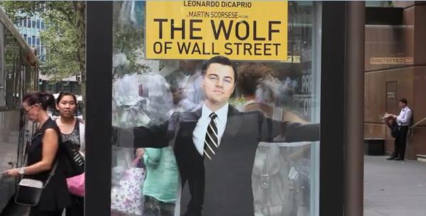 O rico mobiliário do lobo de Wall Street