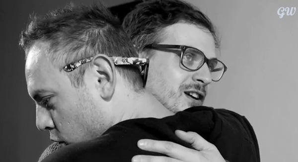 O primeiro abraço em um gay não se esquece