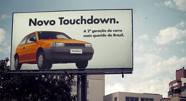 E se o Brasil fosse o país do futebol americano?