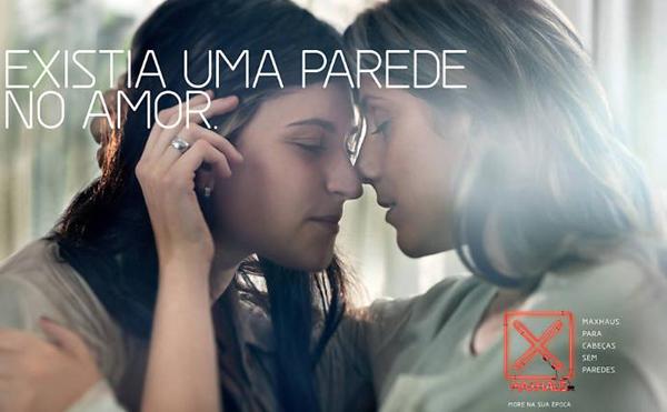 Seleção de anúncios gays da publicidade brasileira