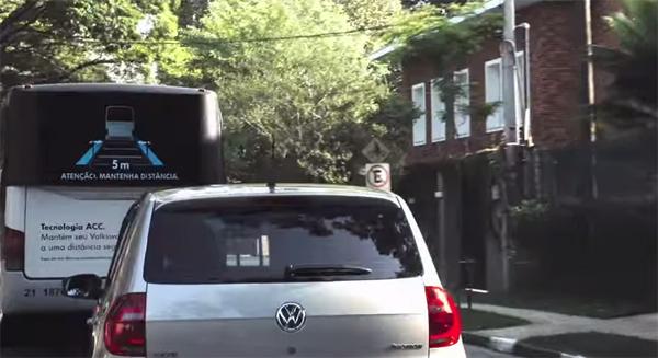 Busdoor a favor da segurança