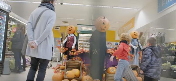 Pegadinhas publicitárias do Halloween