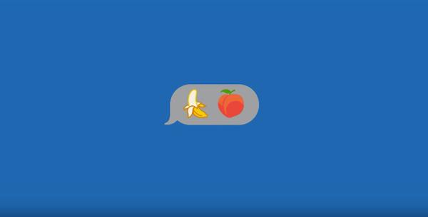 Sexo seguro via emoji