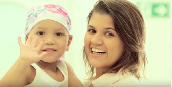 Mensagens positivas para combater o cancer