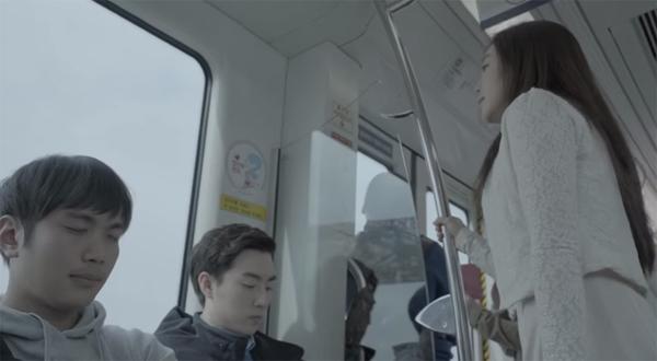 Solução para grávidas no transporte público
