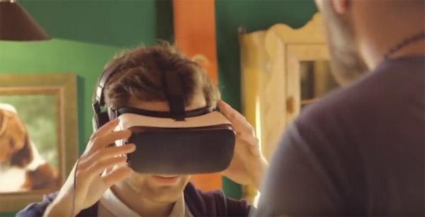 Realidade virtual se tornando real